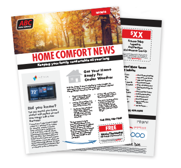 BlueWing HVAC Newsletter